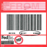 RecyclePak FedEx Tracking Number